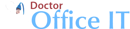 Doctor Office IT Logo
